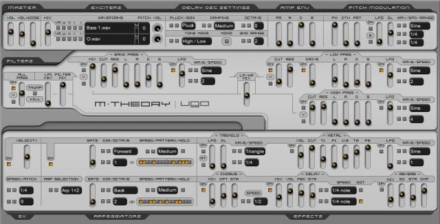 Ugo M-Theory