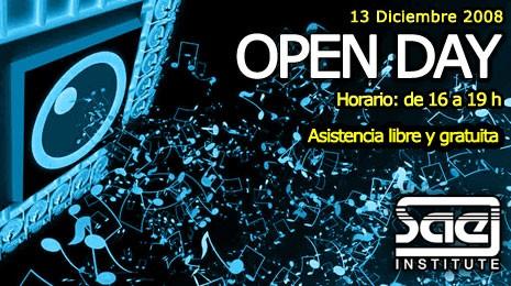 Open Day Barcelona