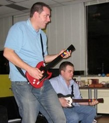 Guitar Hero Nerds