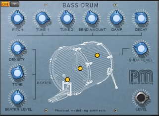 Physical Bass Drum