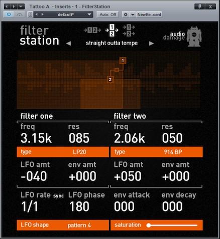 Filter Station