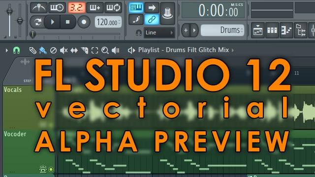 FL Studio 12 alpha