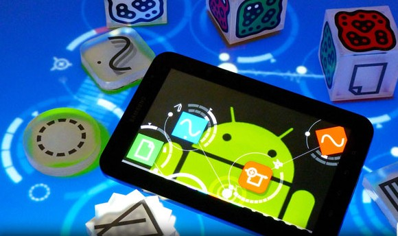Reactable Mobile Android