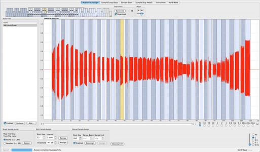 Clavia Nord Wave Manager