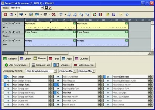 SoundTrek Drummer