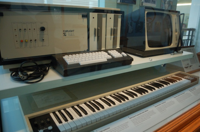 Fairlight C.M.I.