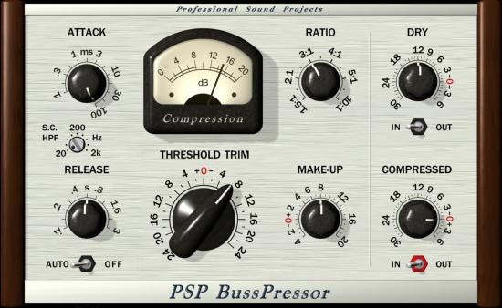 PSP Busspressor :)