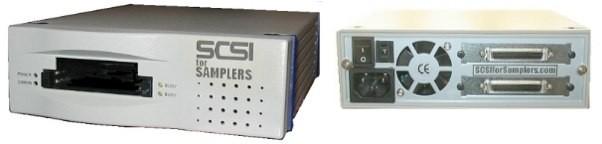 SCSI sampler