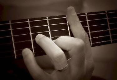 acorde guitarra