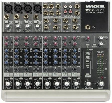 Mackie VLZ3