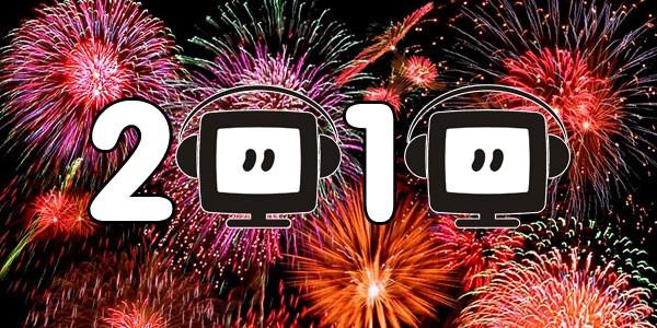 ¡Feliz año 2010!
