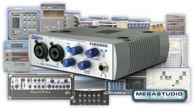 Presonus Megastudio Artist