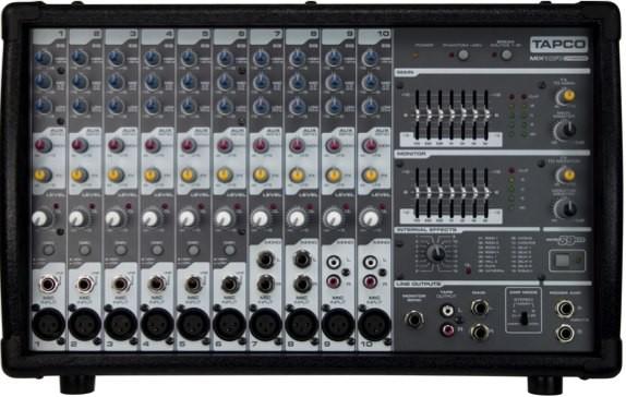 TAPCO Mix10fxP