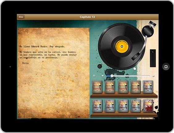 Memorias del Asesino iPad
