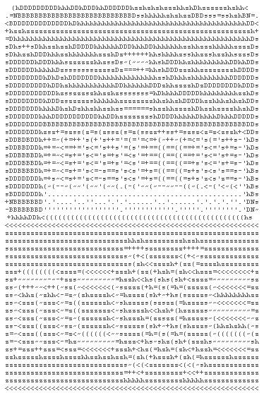 MOX6 ASCII