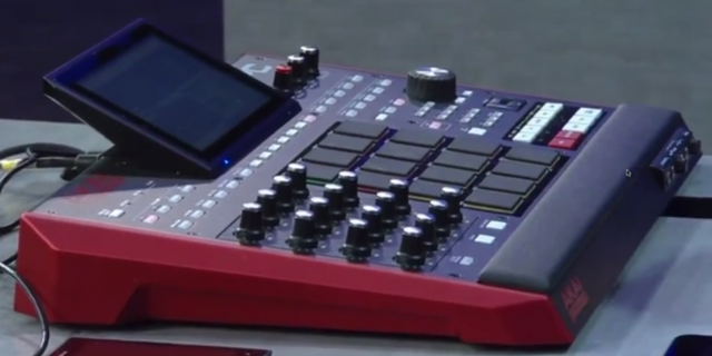 Akai MPC Windows 8