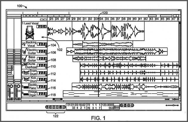 Apple patente audio polifónico