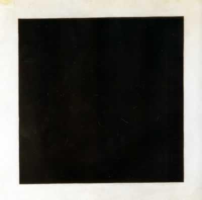 cuadrado negro malevich