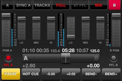 Red Bull BPM Pro y DJ Player