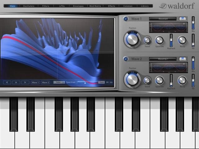 Waldorf iPad
