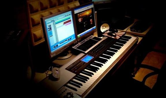 Músicos e ingenieros de sonido