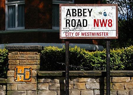 Señal Abbey Road