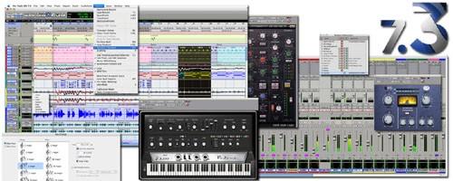 Digidesign Pro Tools 7.3
