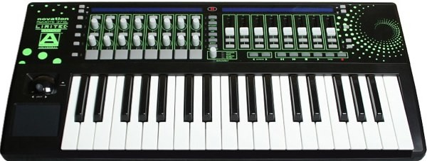 Remote SL37 Green Verde