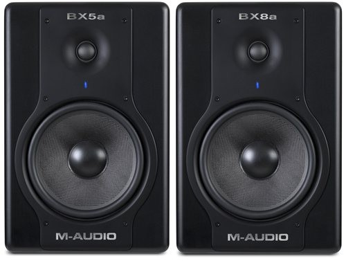 M-Audio BX5a BX8a Deluxe