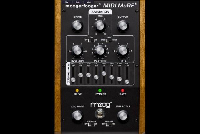 MIDI MuRF Controller VST