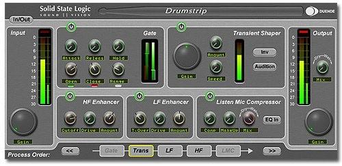 SSL Drumstrip