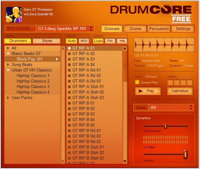 DrumCore Free