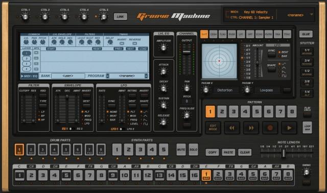Image-Line Groove Machine