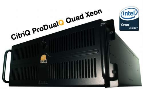CitriQ ProDualQ Quad Xeon