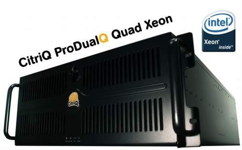 CitriQ ProDualQ Quad Xeon
