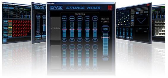 DVZ Strings
