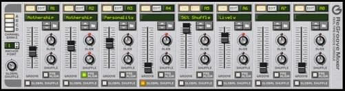 ReGroove Mixer