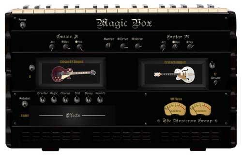 Musicrow Magic Vox