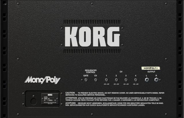Korg Monopoly para Reason