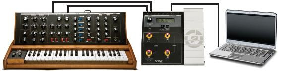 Moog Music Multipedal MP-201