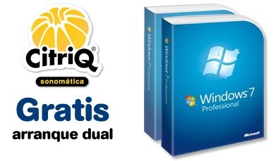 CitriQ Windows 7