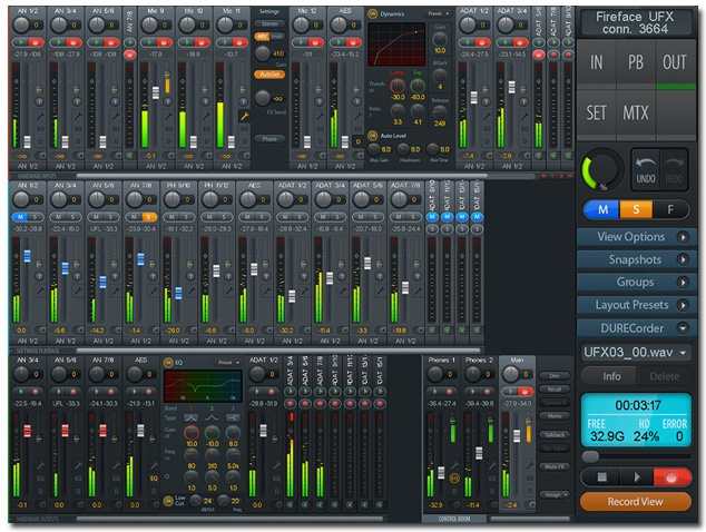 RME TotalMix FX