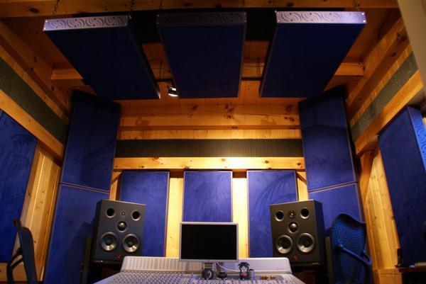 Acústica de un estudio