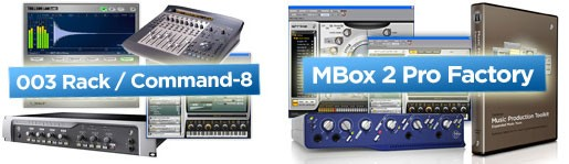 Bundles Digidesign