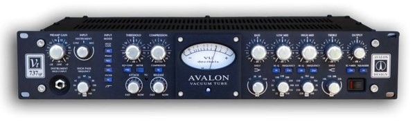 Avalon VT737 SP negro