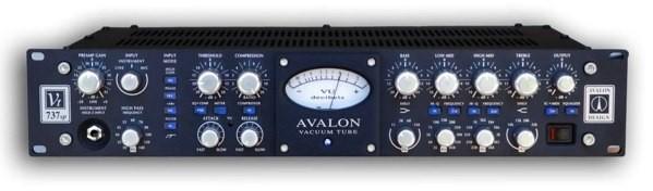 Avalon VT737 SP negro