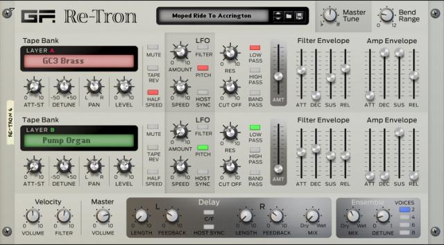 M-Tron Pro GForce