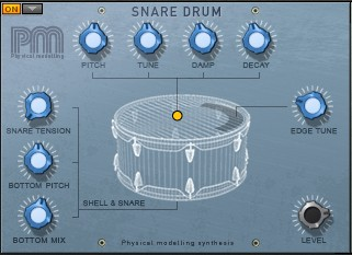 Physical Snare Drum