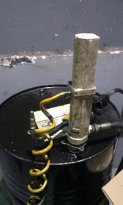 Bomba de succión de aceite