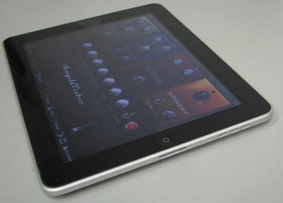 Amplitube para iPad